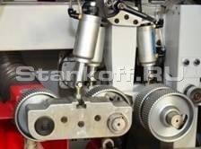 Механизм подачи коротких заготовок.