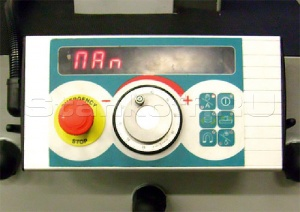 Панель управления с микропроцессором