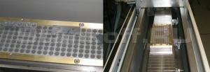 Магнитная плита для заточки ножей из твердого сплава (HM)