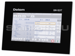 Система ЧПУ Delem DA-53T (Голландия)