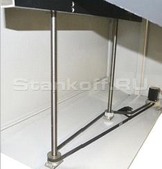Механизм подъема/опускания стола (опция)