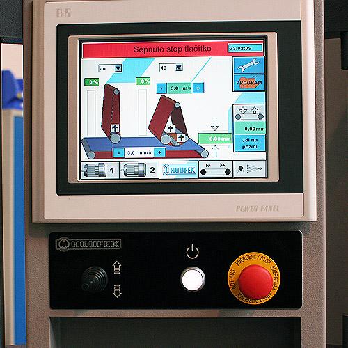 Шлифовальный станок BULDOG 7, CNC.