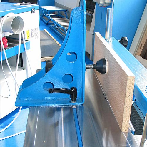 Сверлильно-пазовальный станок (долбежный станок) VD26,  прижим горизонтальный.