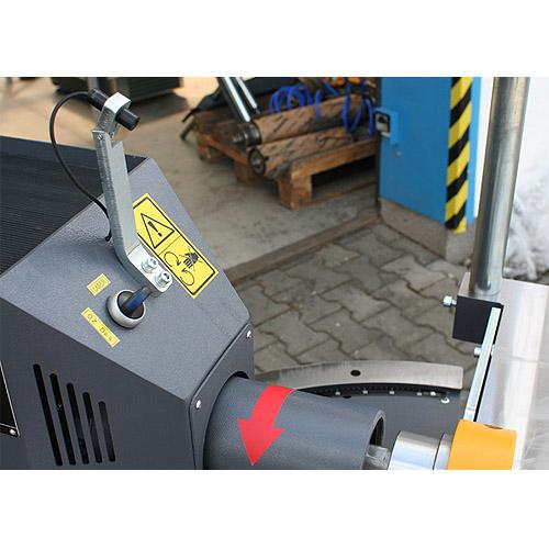 Сверлильно-пазовальный станок (долбежный станок) VD26, лазер.