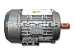 Электродвигатель мощностью 5,5 кВт с автоматическим переключением  «звезда-треугольник»