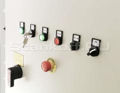 Дверь электрощита с концевым выключателем