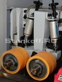 Полиуретановые приводные ролики на выходе