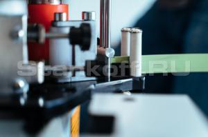 Автоматическая подача кромочного материала