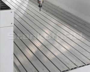 Алюминиевый стол с Т-пазами