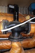 Сушильная камера для  древесины INCOPLAN СМ3000. Система нагрева.