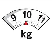 Небольшой вес