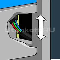 Защитные внутренние кабели