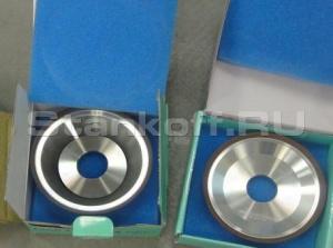 Алмазные и эльборовые круги для заточки дисковых пил