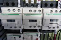 Электрокомпоненты стойки фрезерного станка с ЧПУ Beaver 2513AVT6