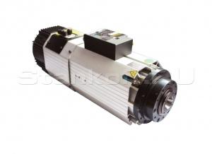 Электрошпиндель 9 кВт с воздушным охлаждением (Китай)