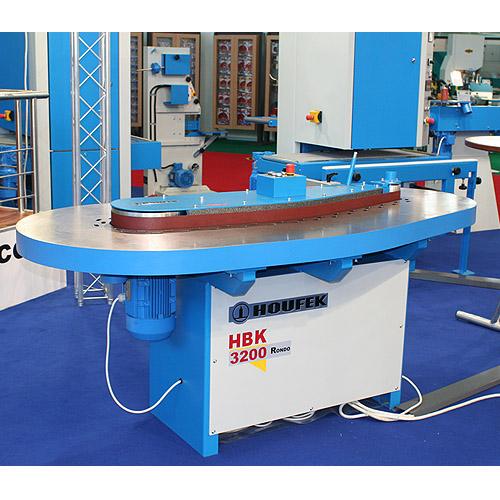 Ленточный кромкошлифовальный станок HBK 3200.