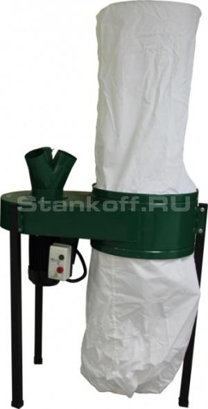 Аспирационная установка (рекомендуемое дополнительное оборудование)