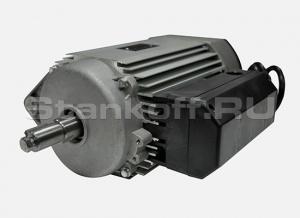 Асинхронный двигатель с токовым предохранителем