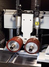 Четырехсторонние продольно фрезерные станки серии Beaver pro