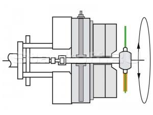 Интегрированная параллельная система впрыска на базе одного цилиндра