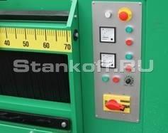 Электронная система регулировки скорости подачи материала
