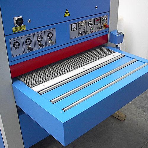 Шлифовальный станок BULDOG 5, удлинение стола