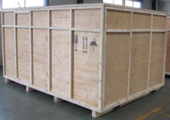 Транспортная упаковка фрезерного станка с ЧПУ Beaver 2513AVT6