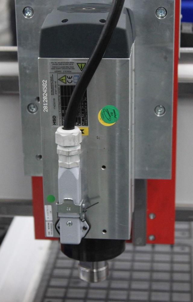 Электрошпиндель HSD фрезерного станка с ЧПУ Beaver 2513AVT6