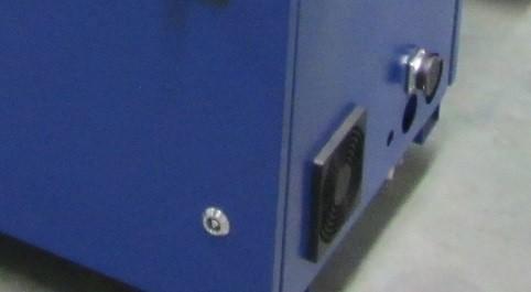 Система принудительного охлаждения шкафа управления фрезерного станка с ЧПУ Beaver 2513AVT6