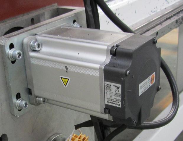Серводвигатели Panasonic фрезерного станка с ЧПУ Beaver 2513AVT6-Servo