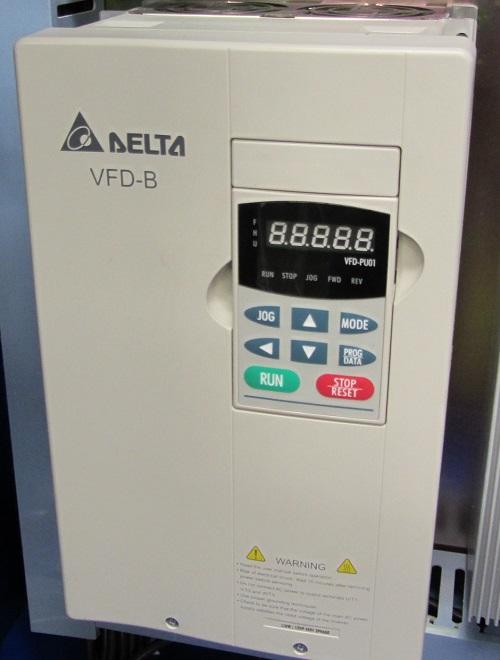 Частотный преобразователь Delta фрезерного станка с ЧПУ Beaver 2513AVT6