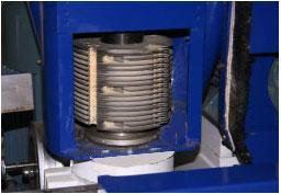 Станок шипорезный односторонний с узлом клеенанесения Beaver-16/AP, высокоточный фрезерный шпиндель