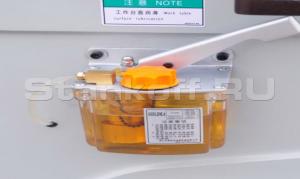 Ручной насос для смазки рабочего стола