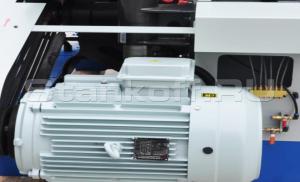 Мощность привода пильного узла 30 кВт