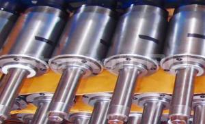 Наружный диаметр шпинделей 50 мм