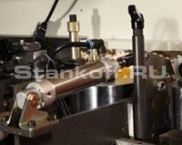 Узел предварительной обрезки состоит из двух узлов 1 (тип ножниц)