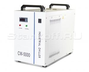 Два водяных чиллера: MP CW-5200 и MP CW-5000