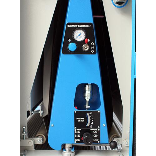 Шлифовальный станок BULDOG 3, утюжок общий.
