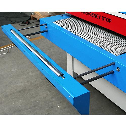 Калибровально-шлифовальный станок Buldog 3,  удлинение стола переднее.