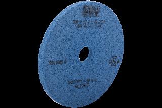 Круг шлифовальный абразивный по металлу 200x12,7x31,75A35A46H7V44 40m/s (JPSG-0618SD) синий