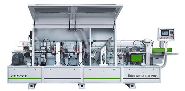 Станок для облицовывания кромок мебельных деталей WoodTec EdgeMatic 400 PRO