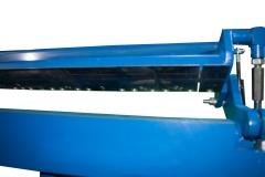 Ручной сегментный листогиб ЛГС-2000С