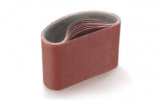 Шлифовальная лента на ткани для плоского шлифования на высоких скоростях W25