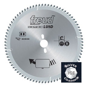 Пила Freud для пиления цветных металлов LU5D 2500