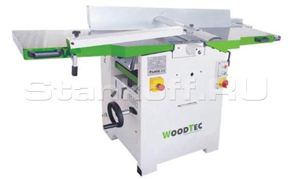 Станок фуговально-рейсмусовый WoodTec SFR 410