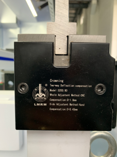 Синхронизированный гидравлический листогибочный пресс с ЧПУ WE67K 200/3200