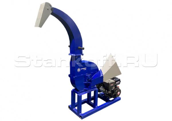 Измельчитель древесины Стилет Х-600 (бензиновый двигатель)