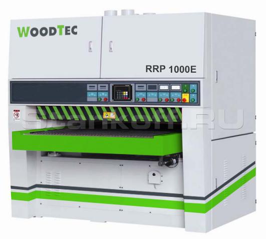 Калибровально-шлифовальный станок WoodTec RRP 1000E