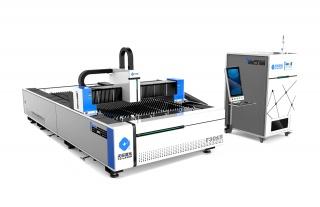 Волоконная лазерная установка для резки металла TC-F3015/1500 IPG