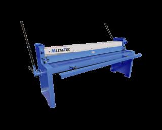 Ручная механическая гильотина MetalTec GS 2000-1,25M